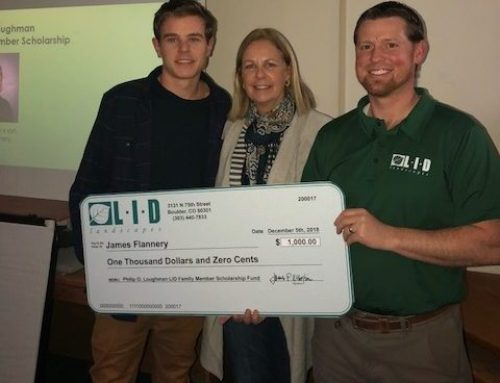 LID Landscapes Supports Higher Education Through Scholarships